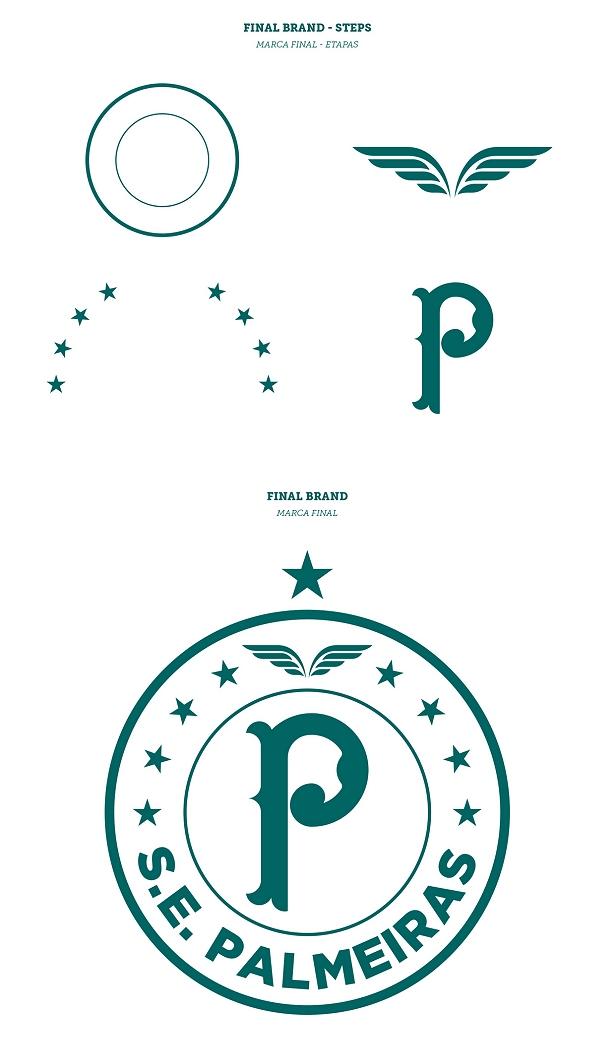 Designer idealiza novo escudo e uniformes para o Palmeiras - Show de ... 9acf7a47d42bc