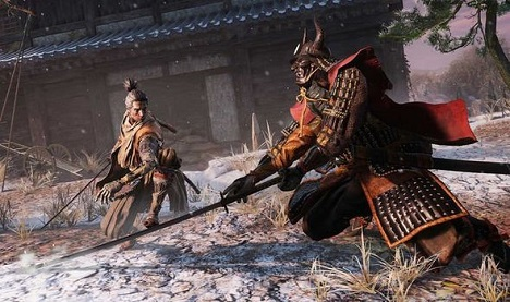 Things to do early in Sekiro: Shadows Die Twice