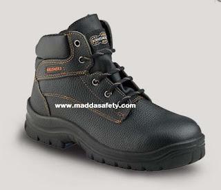 Sepatu Safety krushers dallas
