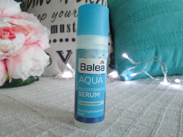 Balea Aqua Serum // Review