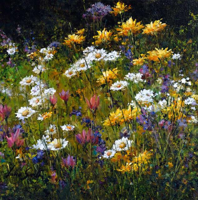 Lucia Sarto - 1950 Born Impressionist Painter