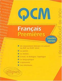 QCM bac français