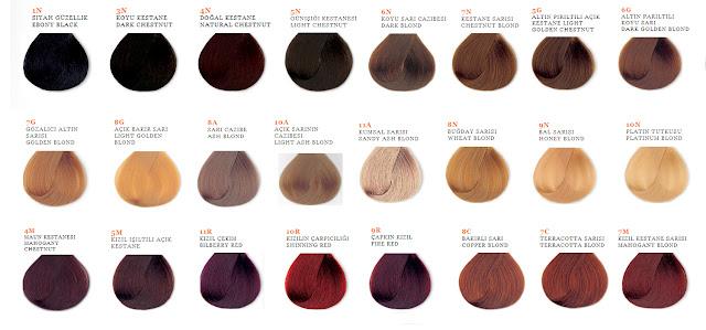 Nuancier Color et Soin - Laboratoire des 3 Chênes - Les Mousquetettes