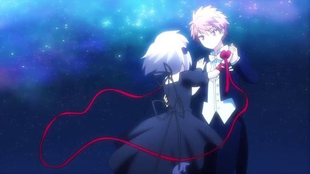Rewrite - Daftar Rekomendasi Anime Action Romance Terbaik