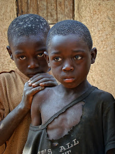 BROTHERS ORPHANED BY AIDS