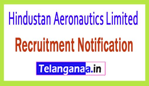 HAL Hindustan Aeronautics Limited Recruitment Notification