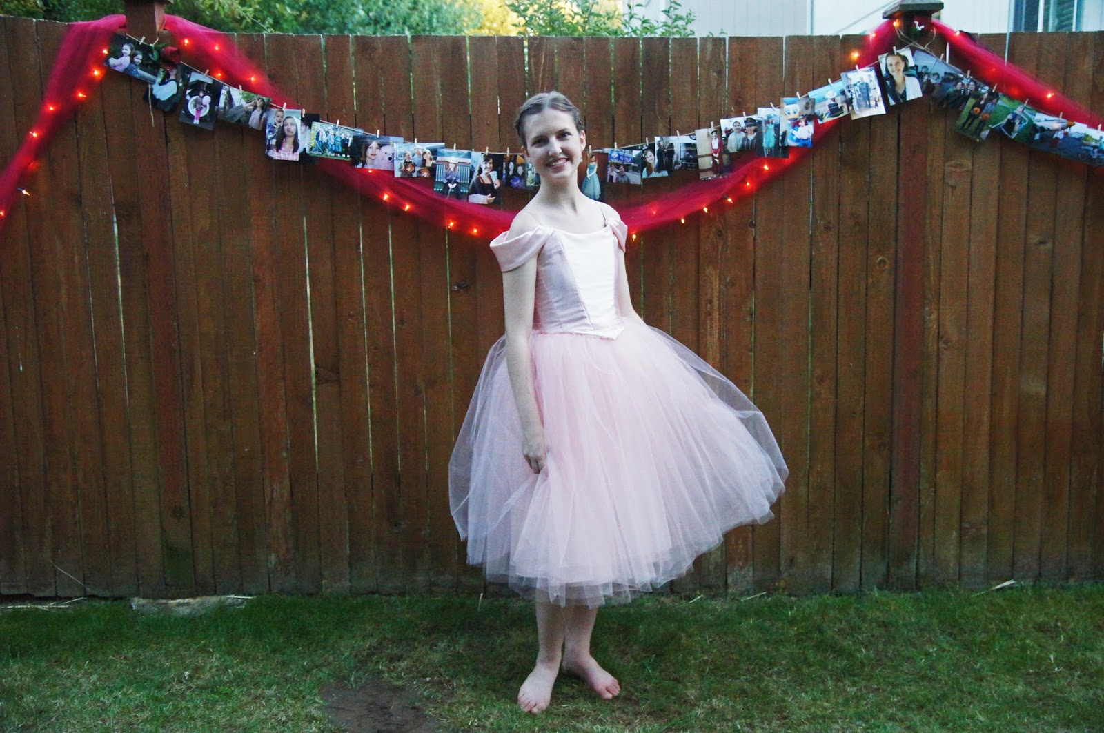 d5d473bdb62 The Making of the Jellyfish  AKA The Graduation Dress