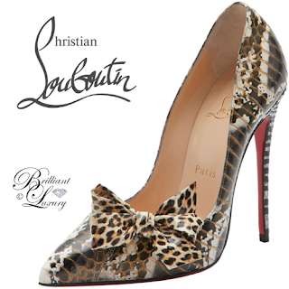 Brilliant Luxury ♦ Christian Louboutin high heel collection