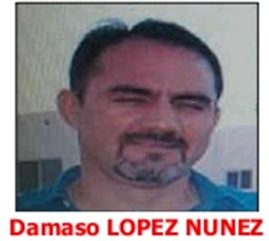 """Captura PGR a Dámaso López """"El Licenciado"""""""