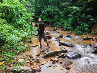 Thailand jungle hiking tour