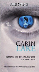 Cabin by the Lake Poster