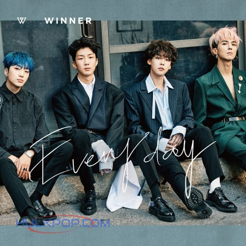 WINNER – EVERYD4Y -JP Ver.- (ITUNES MATCH AAC M4A)
