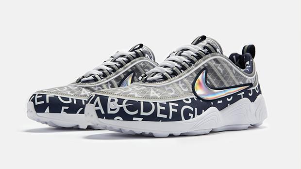 Nike presenta unas zapatillas para los amantes de la tipografía