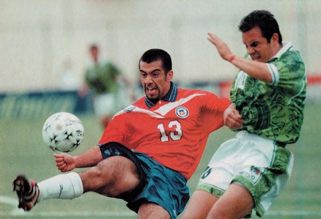 Chile y México en Copa América 1999, 17 de julio