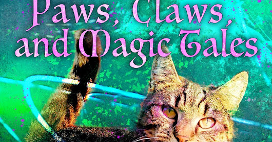 Presenting the Fellowship of Fantasy's Fun Feline Anthology!