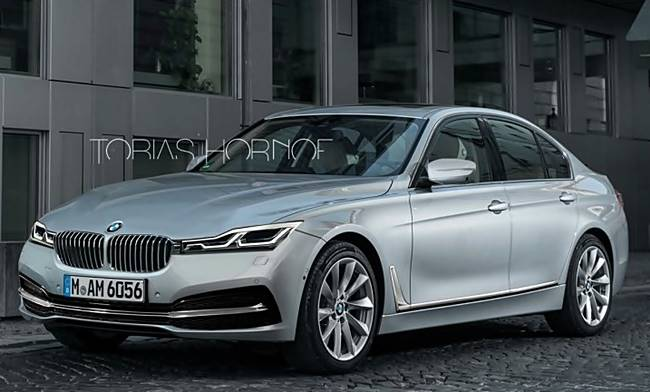 2018 BMW 3 Series G20  Renderings