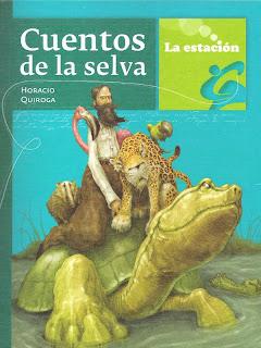 Portada del libro Cuentos de la selva epub y pdf gratis