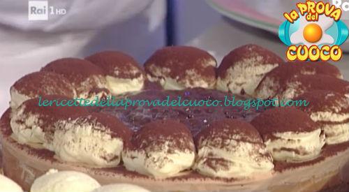 Torta ai tre cioccolati ricetta De Riso da Prova del Cuoco