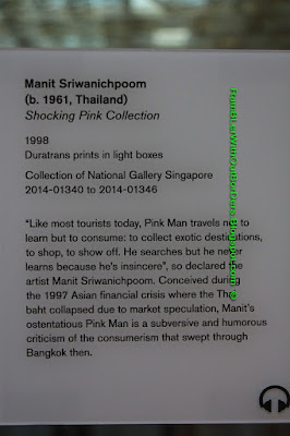 Shocking Pink Collection, National Gallery Singapore, Singapore