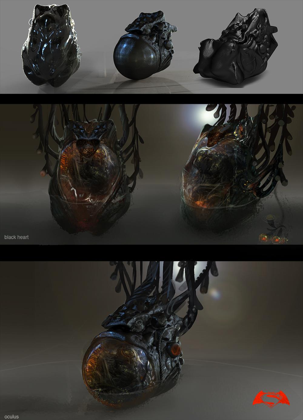 "See Fantastic ""Batman v Superman"" Concept Art by Christian ..."