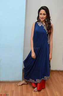 Pragya Jaiswal in beautiful Blue Gown Spicy Latest Pics February 2017 029.JPG