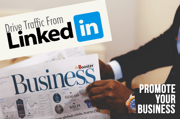 Traffic From LinkedIn Social Media Marketing