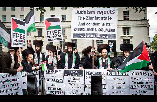 Palestine and Zionism: The Whole Truth