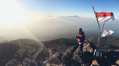 gunung tertinggi jawa gunung arjuno
