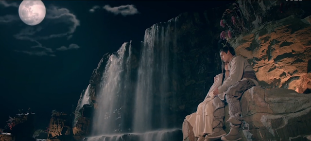 Legend of Qin aka Qin's Moon, a chinese fantasy wuxia starring Jiang Jin Fu and Hu Bing Qi