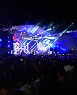 Wesley Safadão agitou o Festival de Salinas; Evento segue até domingo (18)