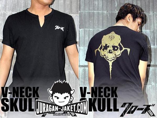 jas exclusive v neck genji skull (v skull)