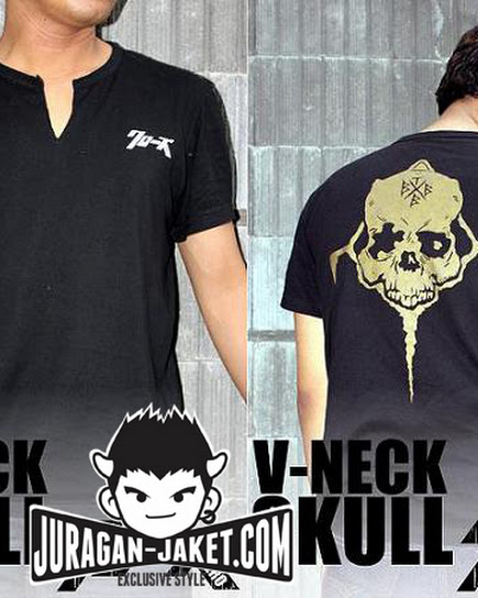 jas exclusive v neck genji skull (v skull)