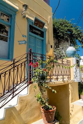 Chora-Naxos-Cyclades