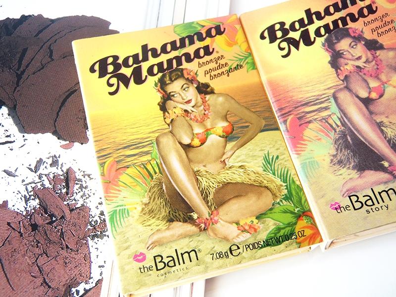 bronzer The Balm, ciepły bronzer, produkt do konturowania, konturowanie twarzy