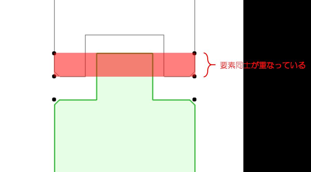 シェルパブログ: ArchiCAD 壁斷面形狀のコーナー包絡の注意