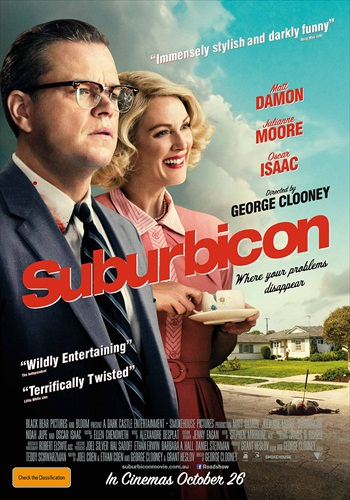 Suburbicon 2017 English Full 300mb Download