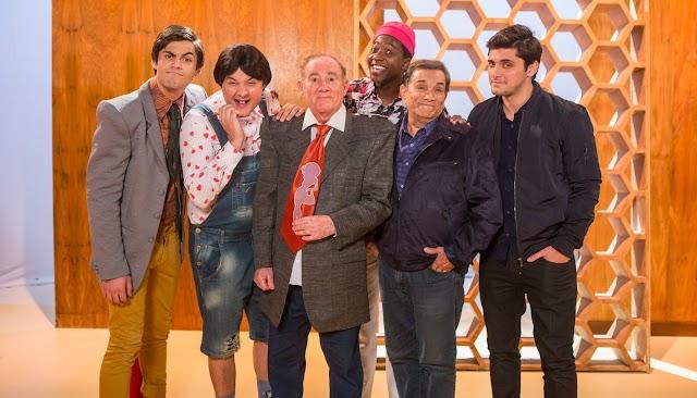 """Assim como fez com a Escolinha do professor Raimundo, Globo anuncia remake de """"Os Trapalhões""""."""