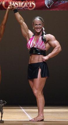 She Lifts Kris Murrell