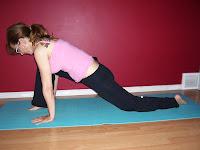 happy hippie yoga chick yin poses