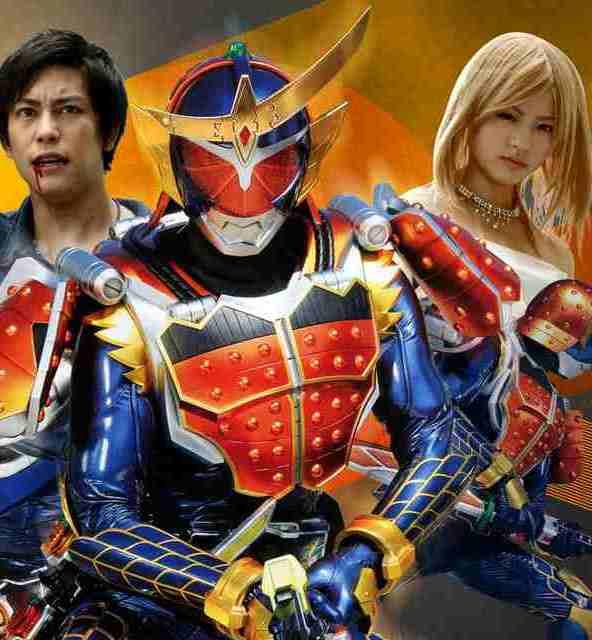 Dimana Download Anime: Kamen Rider Gaim (Subtitle Indonesia)