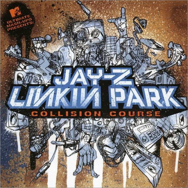 Josh Harveya2 Media Digipak Jay Z And Linkin Park
