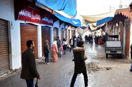 إضرابات التجار الصغار في المغرب .. غضب عفوي أمْ احتجاج مُدبّر؟