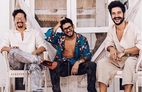 Mau Y Ricky & Camilo - La Boca