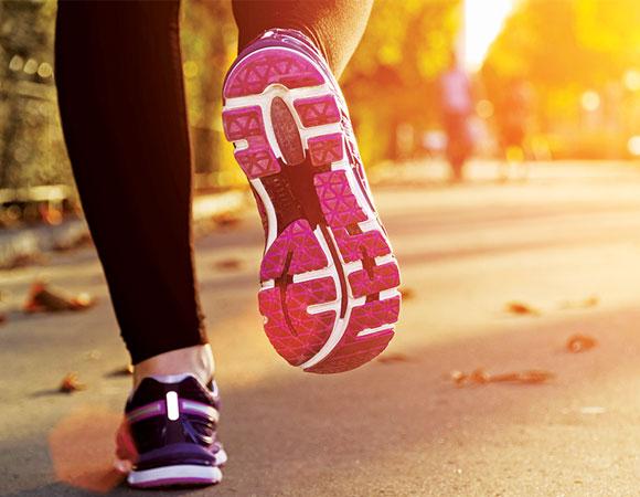 A corrida e a saúde mental