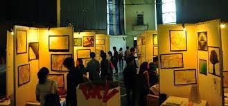Seni Budaya Pelaksanaan Pameran Karya Seni Rupa Di Sekolah
