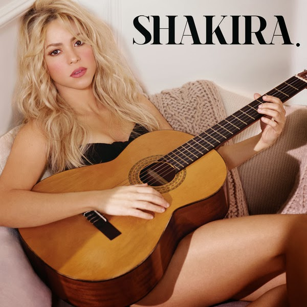 Shakira - Empire - Single Cover