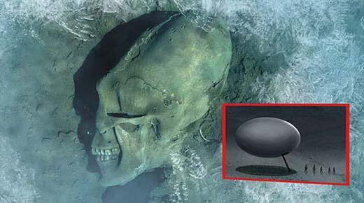 Visita a la Antártida confirma descubrimiento de civilización alienígena congelada instantaneamente