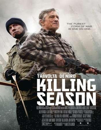 Killing Season 2013 Hindi Dual Audio BluRay Full Movie Download
