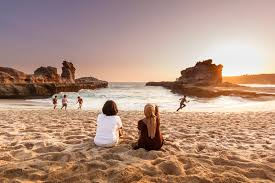 Pasir Pantai Klayar Pacitan Jawa Timur