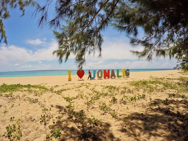 Rizza Salas x Jomalig Island, Salibungot, Quezon
